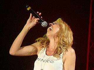 Kati Wolf Hungarian singer