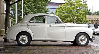Wolseley 4/50 - Image: Wolseley 6 80 side