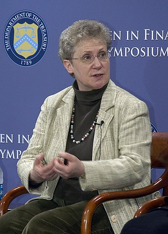 Abby Joseph Cohen - Image: Women in Finance Symposium, 03 29 2010 (4484987290)
