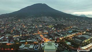 City in North Maluku, Indonesia