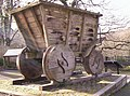 Wooden coal truck - geograph.org.uk - 685590.jpg