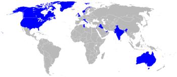 World operators of the C-130J Hercules
