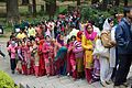 Worshippers Queue - Hidimba Devi Temple - Manali 2014-05-11 2657.JPG