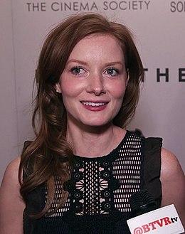 Wrenn Schmidt American actress