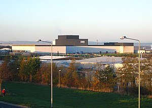 Wyman-Gordon - Wyman-Gordon plant, Houston Industrial Estate, West Lothian, Scotland