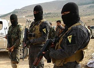 Anti-Terror Units - Image: YAT fighters 3
