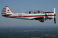 Yak-52 RA1428K Yakkes Foundation.jpg