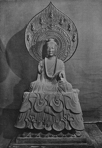 Bhaisajyaguru - Hōryū-ji
