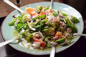 Thai salads