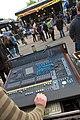 Yamaha DM2000, FOH, Terrasses du Jeudi 2011.jpg