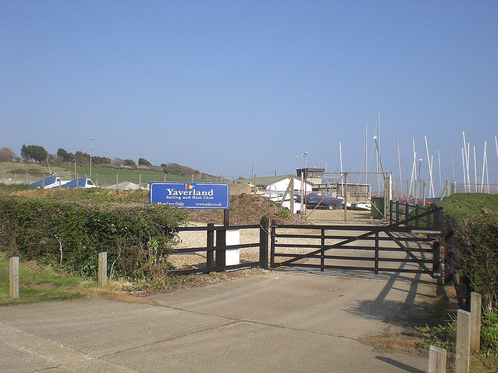Yaverland Sailing and Boat Club