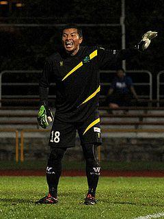 Yazid Yasin Singaporean footballer