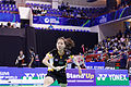 Yonex IFB 2013 - Quarterfinal - Wang Shixian vs Ratchanok Intanon 14.jpg