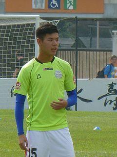 Yu Wai Lim Hong Kong footballer