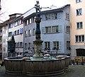 Zürich - Niederdorf - Stüssihofstatt - zur Schnidern IMG 1375.jpg