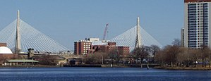 Leonard P. Zakim Bunker Hill Memorial Bridge