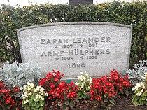 Zarah Leanders gravsten.jpg