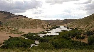 Zavkhan River river in Mongolia