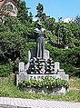 Zbraslav, socha Jana Husa.jpg