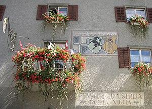 Zillis-Reischen - House in Zillis