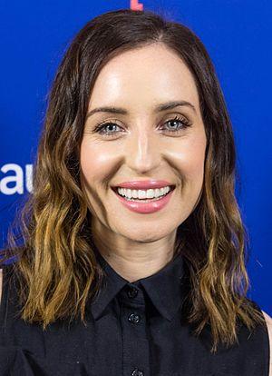 Zoe Lister-Jones - Lister-Jones in 2017