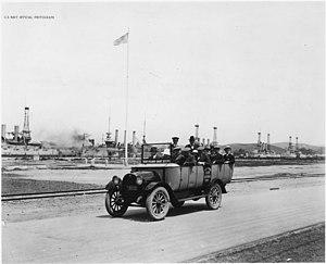 SolTrans - Vallejo Bus Company in the 1920s