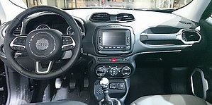 Jeep Renegade (BU) - Interior