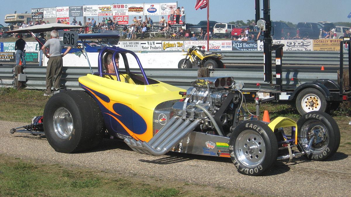 Harris Race Cars Nebraska City