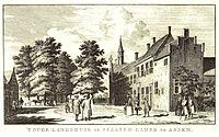 't Oude landshuis of staatenkamer te Assen, naar Cornelis Pronk.jpg