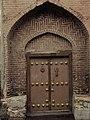 ((درب قدیمی در یکی از محله های مراغه=An old door)) - panoramio.jpg
