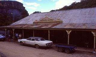 Newnes, New South Wales Town in New South Wales, Australia