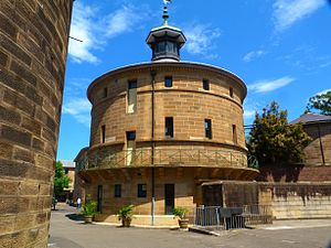 National Art School - The National Art School, located at the former Darlinghurst Gaol