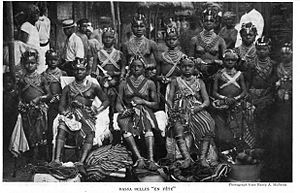 Bassa people (Liberia) - Bassa women in 1922