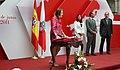 (Leticia Díaz) Toma de posesión del Consejo de Gobierno de Cantabria.jpg