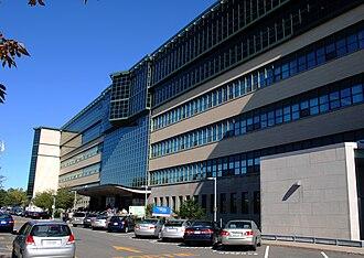 Polytechnique Montréal - Main building - École Polytechnique de Montréal