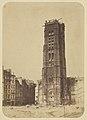 Édouard Baldus, La Tour St. Jacques 01 - Getty Museum.jpg