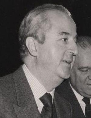 Paul Cézanne University - Édouard Balladur, Prime Minister of France from 1993 to 1995