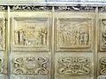 Étampes (91), église Saint-Basile, chemin de croix composé de six bas-reliefs 2.jpg