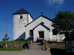 Östrae Sallerups kirke