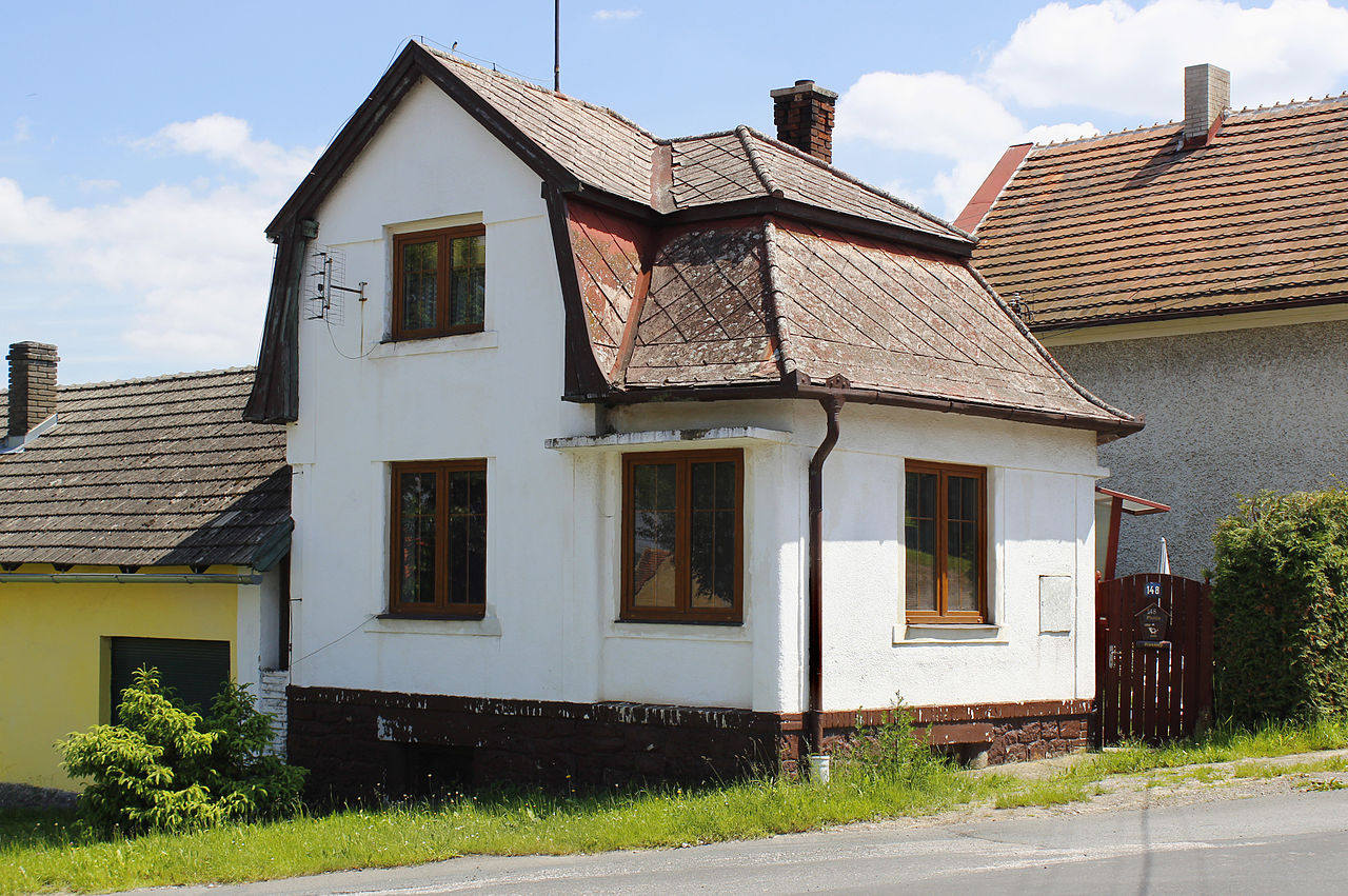 file  u00dajezd u cerhovic  small house jpg