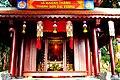 Đền thờ Thần Thanh Sơn Đại Vương - Tây Thiên, Tam Đảo - panoramio.jpg