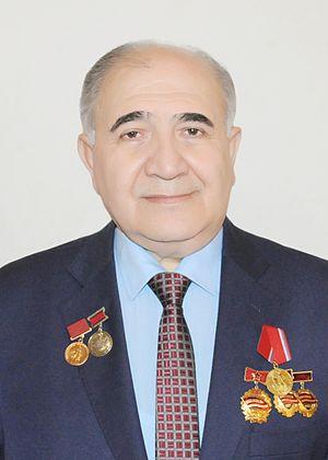 Aladdin Allahverdiyev - Image: Ələddin Allahverdiyev (10 05 2016)