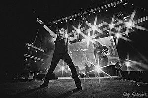 Kipelov - Image: Валерий Кипелов на фестивале Moscow Metal Meeting 2014 03