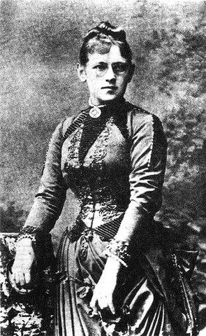 Варвара Пащенко. 1892