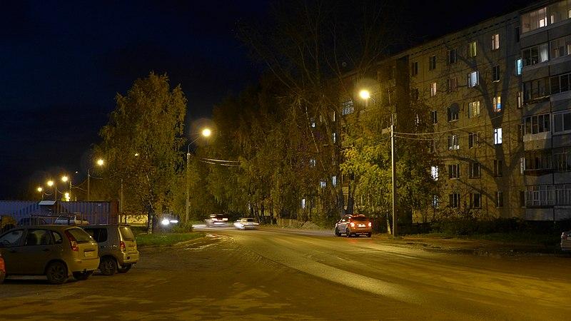 File:Вечер в Сыктывкаре - panoramio - msdte (1).jpg