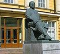 В.Ф. Снегирёв на Б.Пироговская ул., Moscow, Russia. - panoramio.jpg