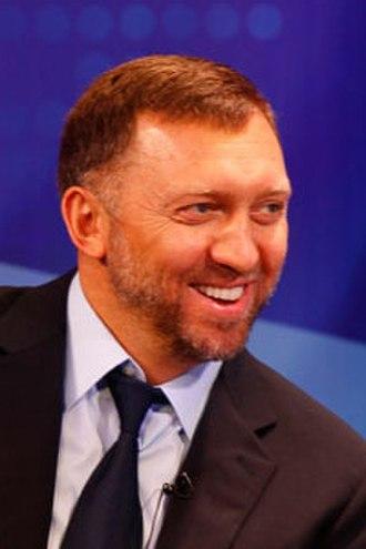 Oleg Deripaska - Deripaska in 2012