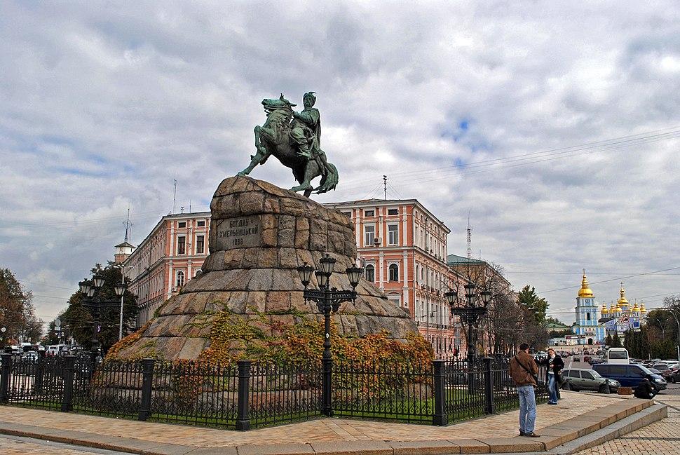 Київ - Софійська площа DSC 2333