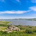Колыванское озеро, вид со скал, Змеиногорский район, Алтайский край.jpg