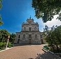 Костел святого Войцеха. Фасад. панорама.jpg